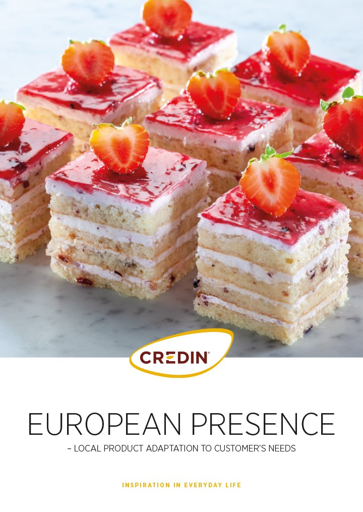 European presence - local product adaptation